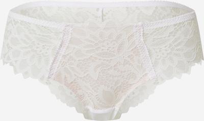 Hunkemöller Panty 'Shiloh brazilian sh r' in weiß, Produktansicht