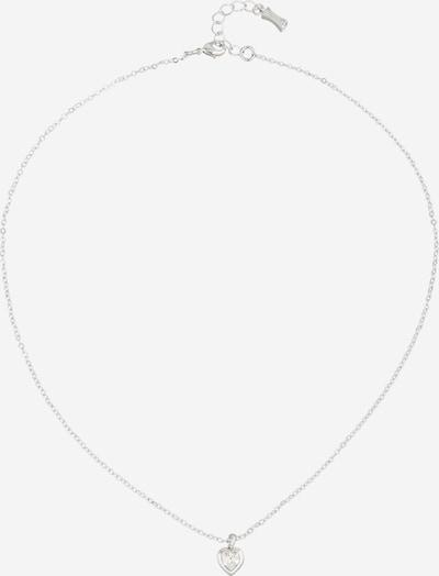 Ted Baker Łańcuszek 'HANNELA: CRYSTAL HEART PENDANT' w kolorze srebrnym, Podgląd produktu