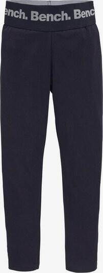 BENCH Leggings in nachtblau / grau, Produktansicht