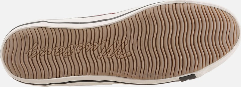 MUSTANG Sneaker zum Schlupfen