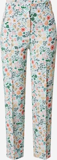 Riani Spodnie w kant w kolorze miętowy / mieszane kolorym, Podgląd produktu