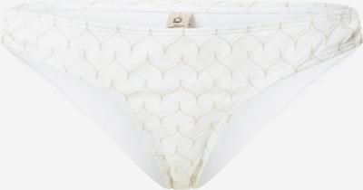 Pantaloncini per bikini BeckSöndergaard di colore bianco, Visualizzazione prodotti