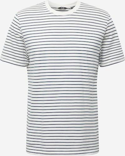 Only & Sons T-Shirt 'MICK' en noir / blanc cassé, Vue avec produit