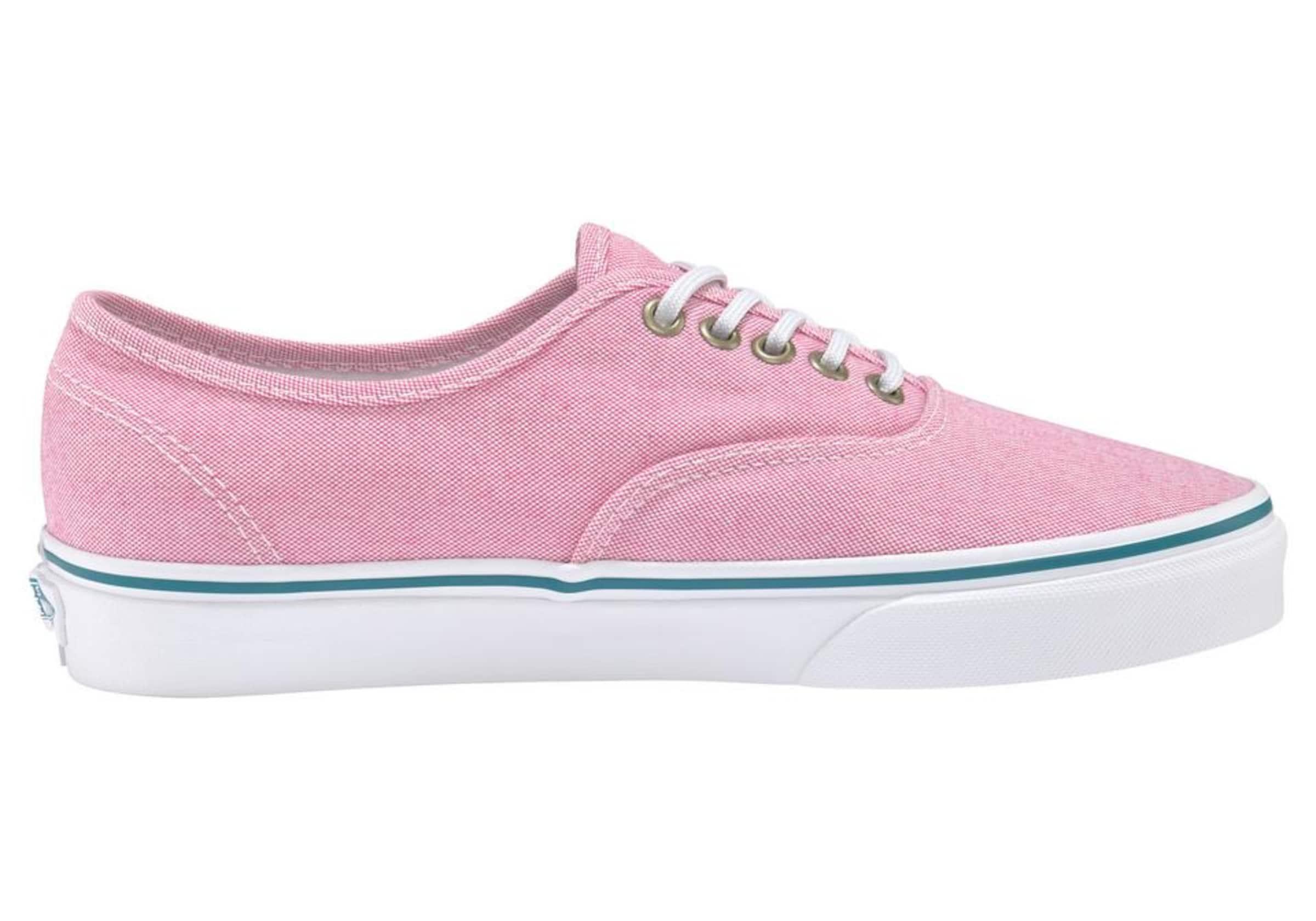 'authentic t ' Rosa e P Vans Sneaker In L435cRjqA