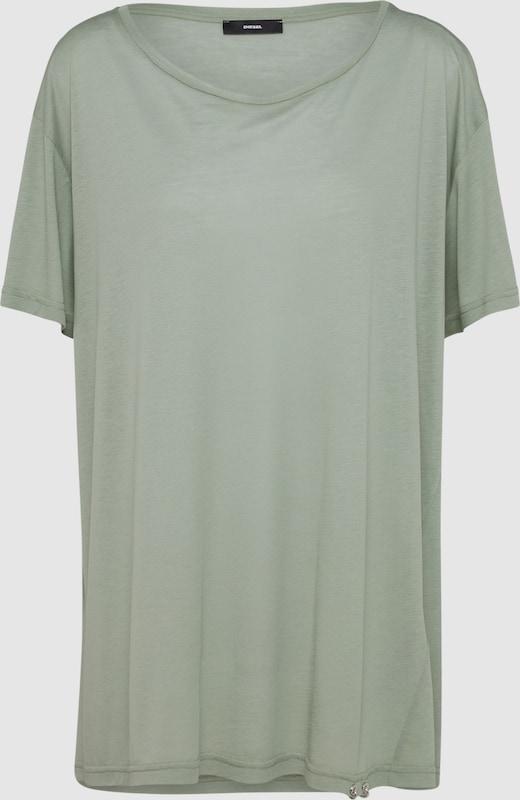 DIESEL DIESEL DIESEL Shirt in hellgrün  Große Preissenkung d83636
