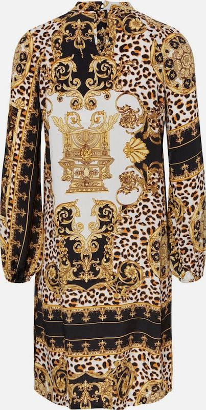 VERO MODA Kleid in Gold     schwarz   weiß  Mode neue Kleidung d6ee86