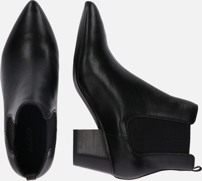 En Noir Boots 'grillan' Aldo Chelsea uTclF31KJ