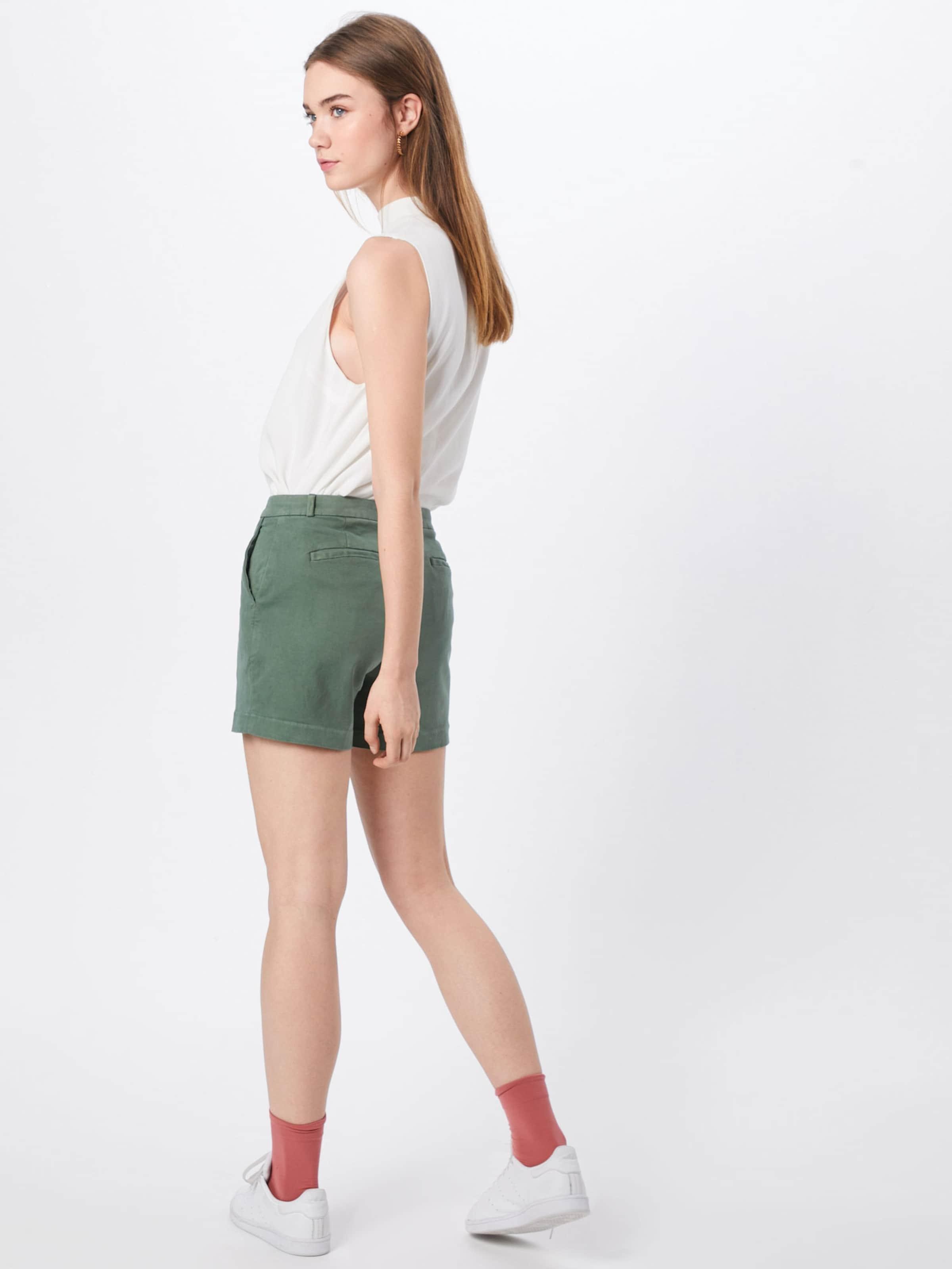 Shorts In Republic '5 Banana Inch Chino' Oliv EH29WDI