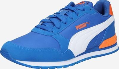 PUMA Sneaker  'ST Runner v2 NL Jr' in blau / orange / weiß, Produktansicht