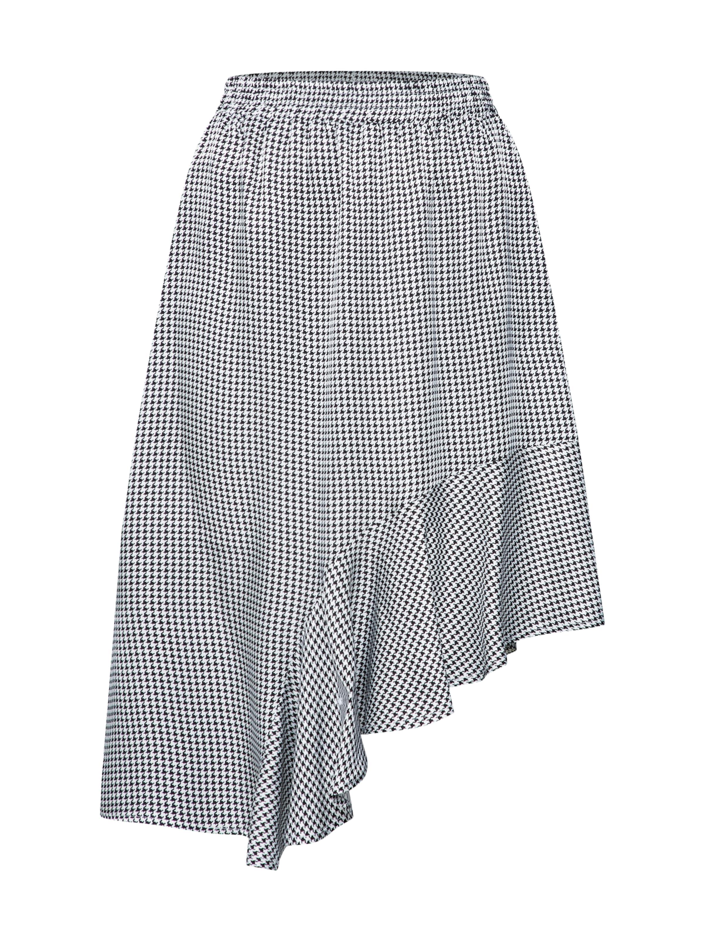 'jael En NoirBlanc Designers Remix Jupe Skirt' erCxdBo