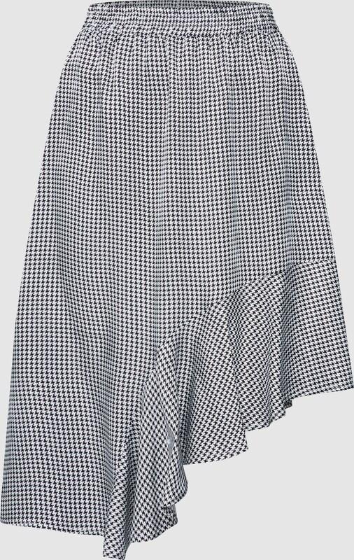 Designers Remix Rock 'Jael Skirt' in schwarz   weiß  Bequem und günstig