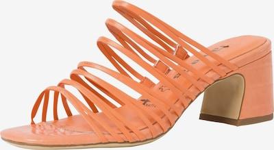 TAMARIS Pantolette in orange, Produktansicht