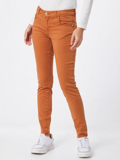 MOS MOSH Jeans 'SUMNER DECOR' in braun, Modelansicht