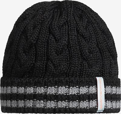 STÖHR Mütze 'RUDI ' in schwarz, Produktansicht
