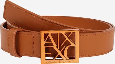 ARMANI EXCHANGE Pasek w kolorze brązowym, Podgląd produktu