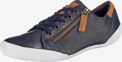 Paul Vesterbro Sneakers in kobaltblau, Produktansicht