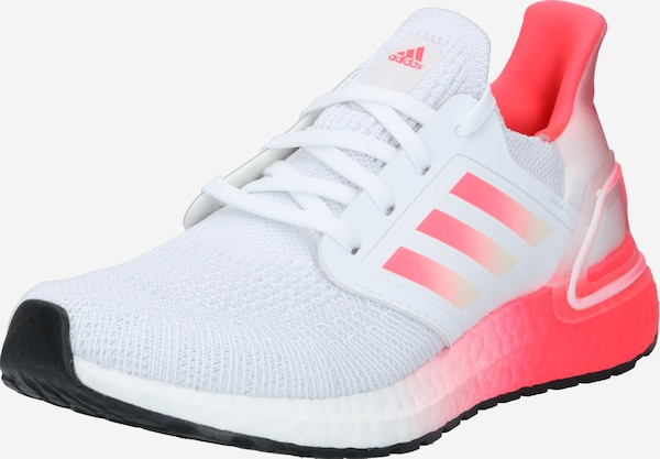 Nuclear Dos grados Suponer  ADIDAS PERFORMANCE Sports shoe 'Ultraboost 20' in White | ABOUT YOU