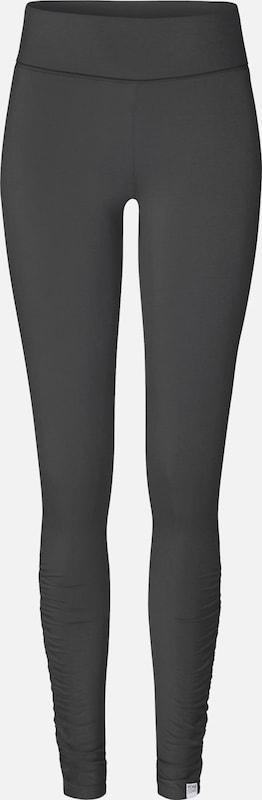 YOGISTAR.COM Leggings 'ala' in basaltgrau  Neue Kleidung in dieser Saison