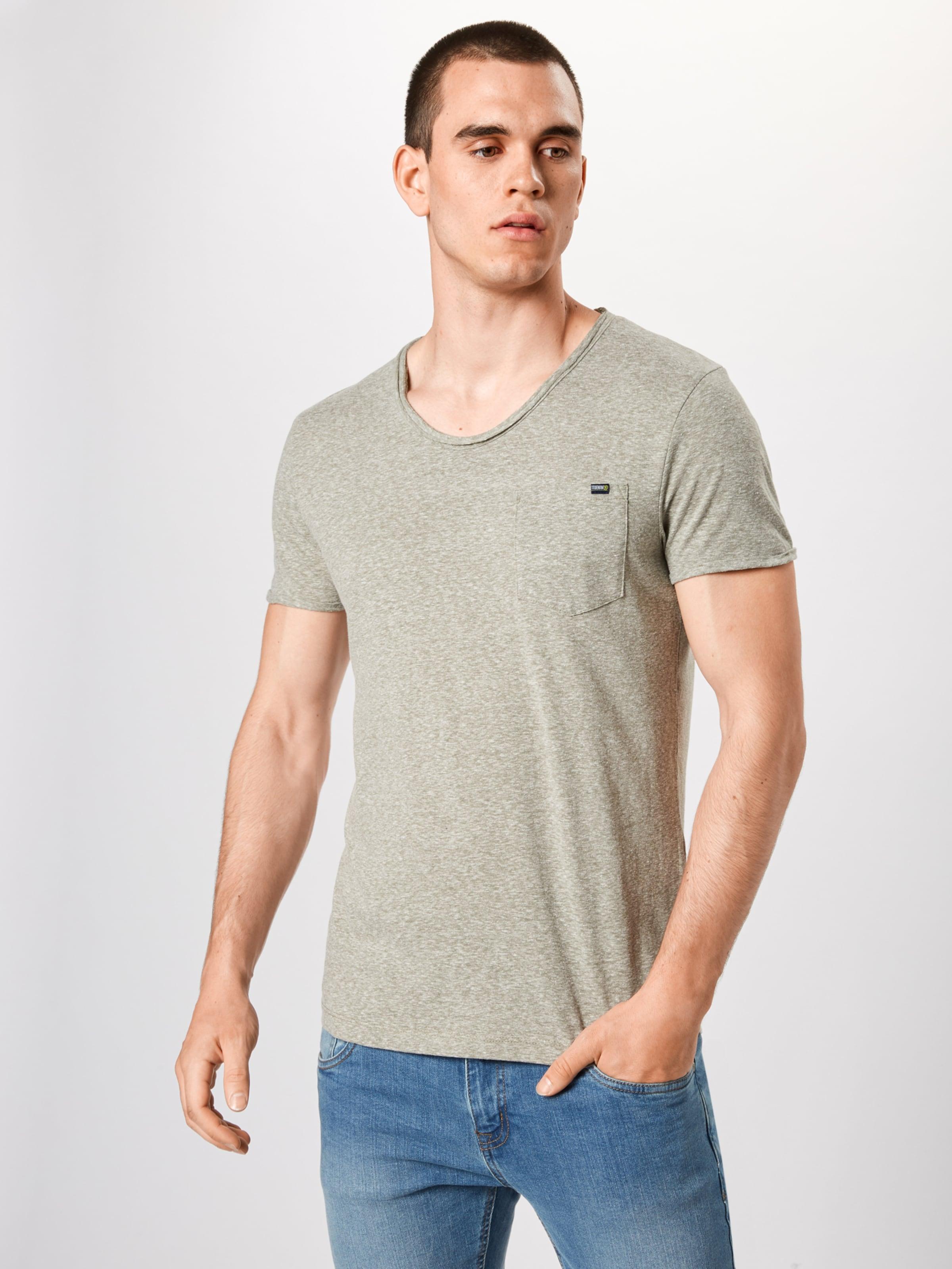 Tom Tailor T shirt In Denim Khaki QxoedCBWr