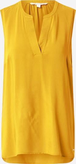 TOM TAILOR DENIM Blúzka - zlatá žltá, Produkt