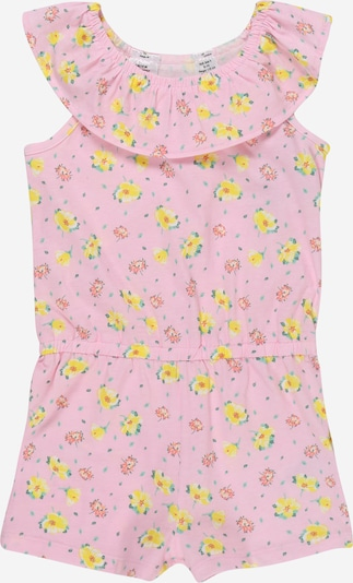Carter's Overall 'S20 pink floral romper' in pink, Produktansicht