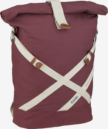 ZWEI Backpack 'Yoga YR250' in Red
