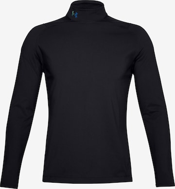 UNDER ARMOUR Performance Shirt 'Rush' in Black