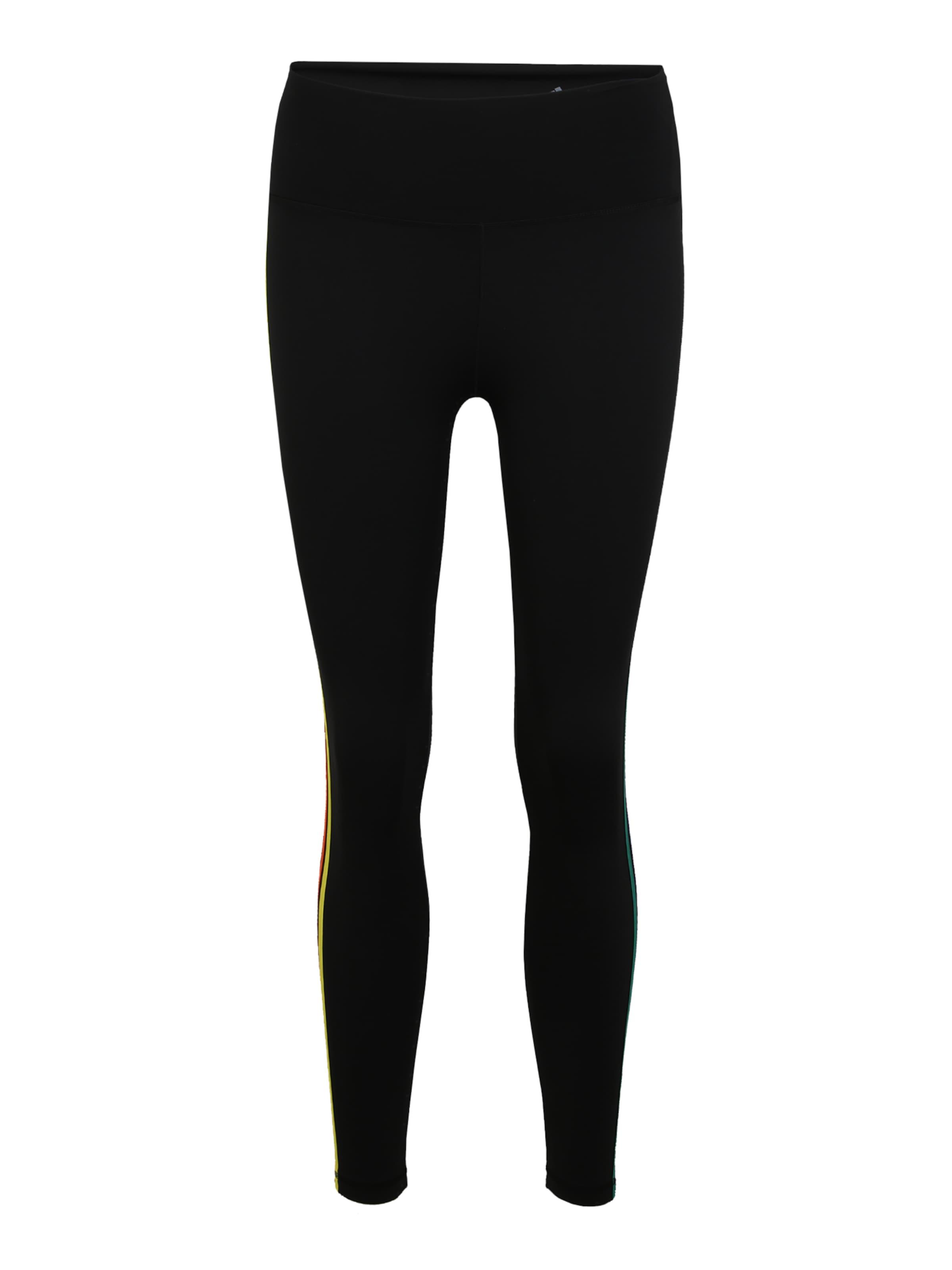 ADIDAS PERFORMANCE Sportnadrágok vegyes színek / fekete színben