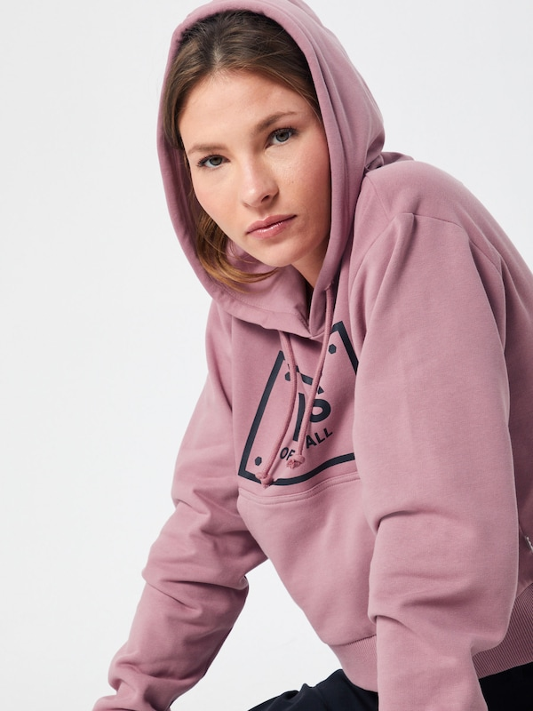 VANS Hoodie 'BOOM BOOM UNITY' in rosa   ABOUT YOU