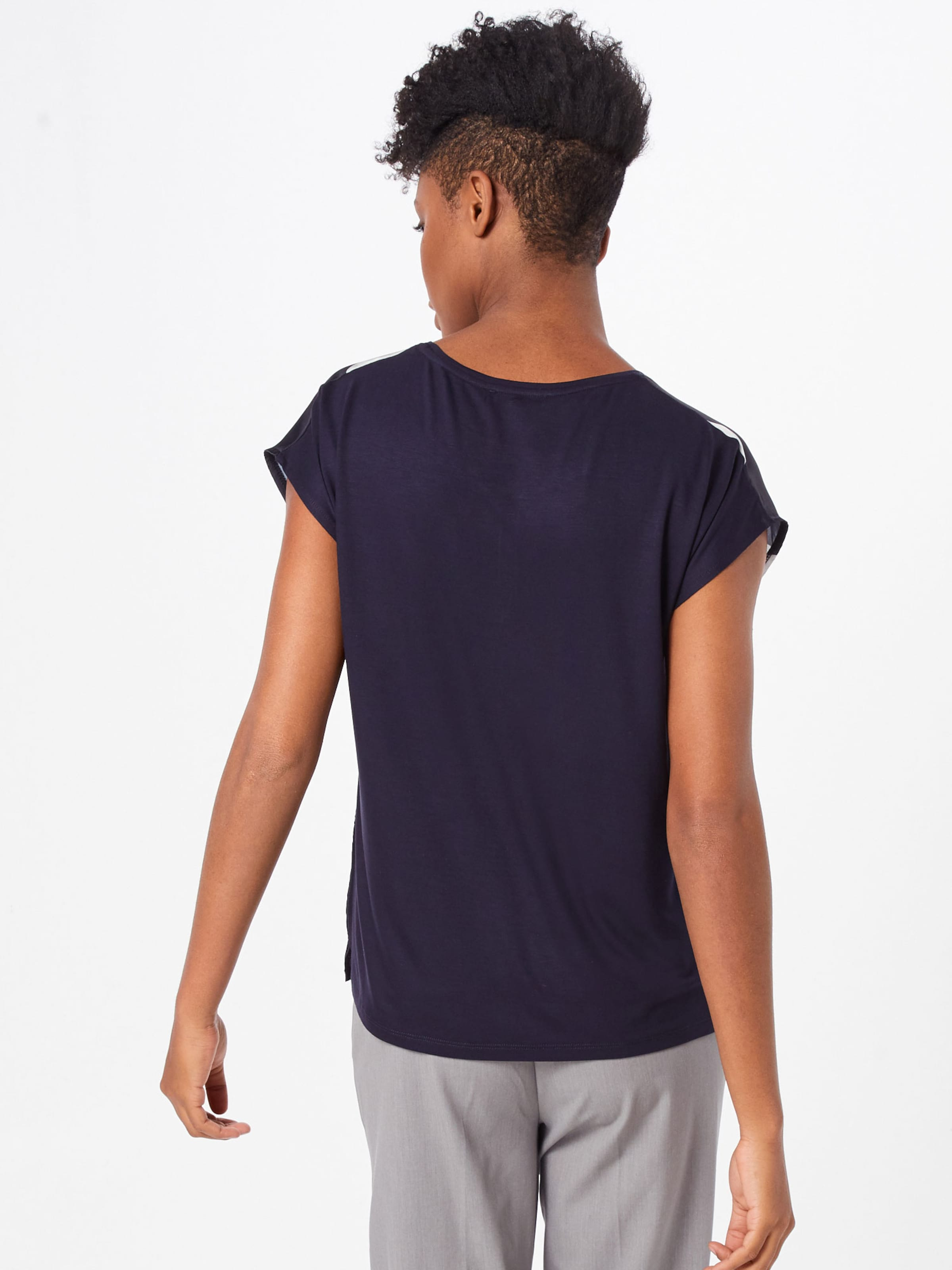 In In In Shirt Shirt MarineWeiß Moreamp; Moreamp; Moreamp; MarineWeiß Shirt wXNOPn08k