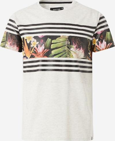 INDICODE JEANS Тениска 'Vitoria-Gasteiz' в екрю, Преглед на продукта