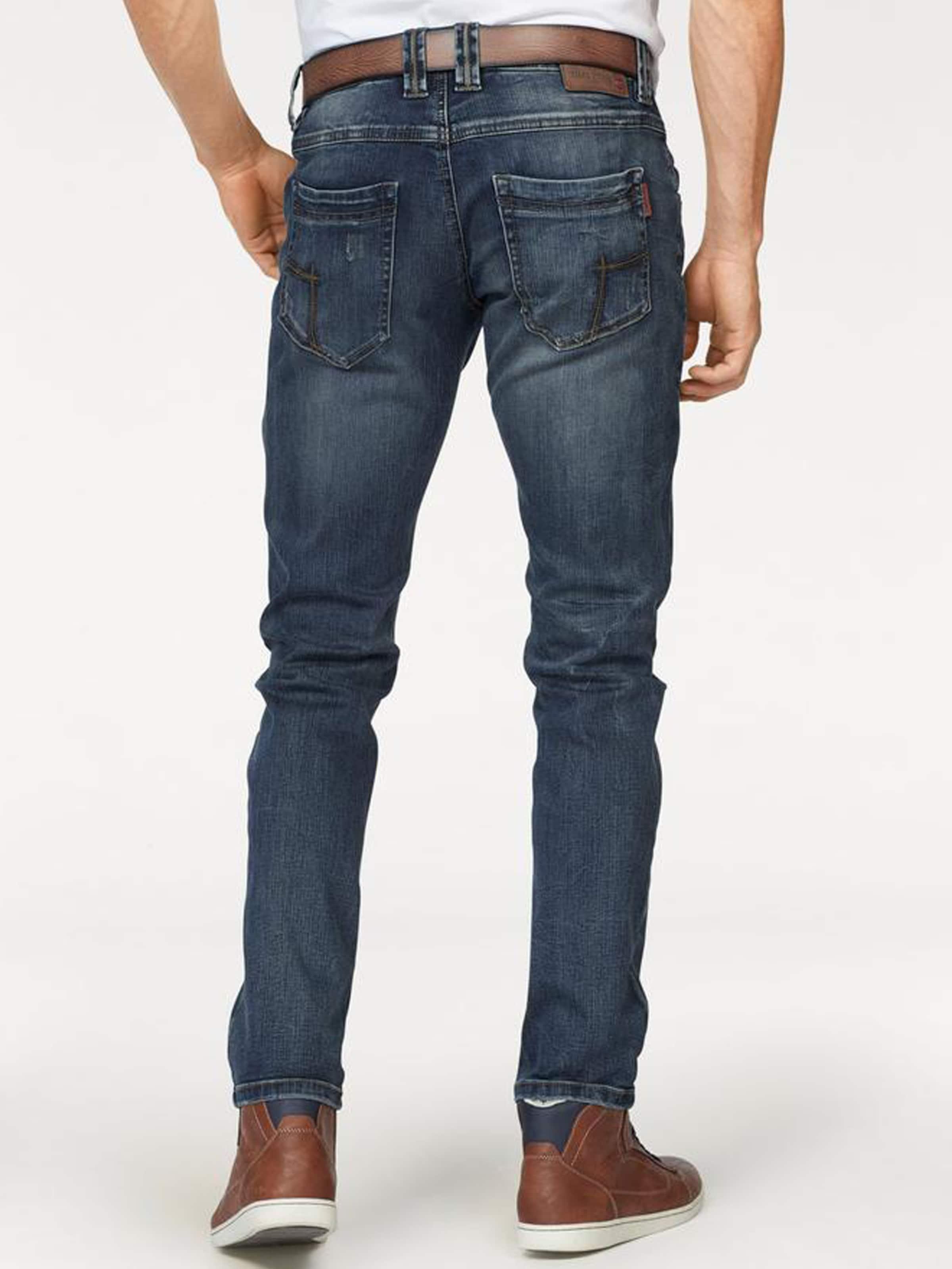 TIMEZONE Stretch-Jeans 'EDUARDO' Superstretch Ausgezeichneter Günstiger Preis 5cXHn1E