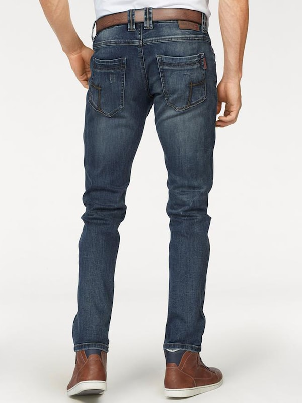 TIMEZONE Stretch-Jeans 'EDUARDO' Superstretch