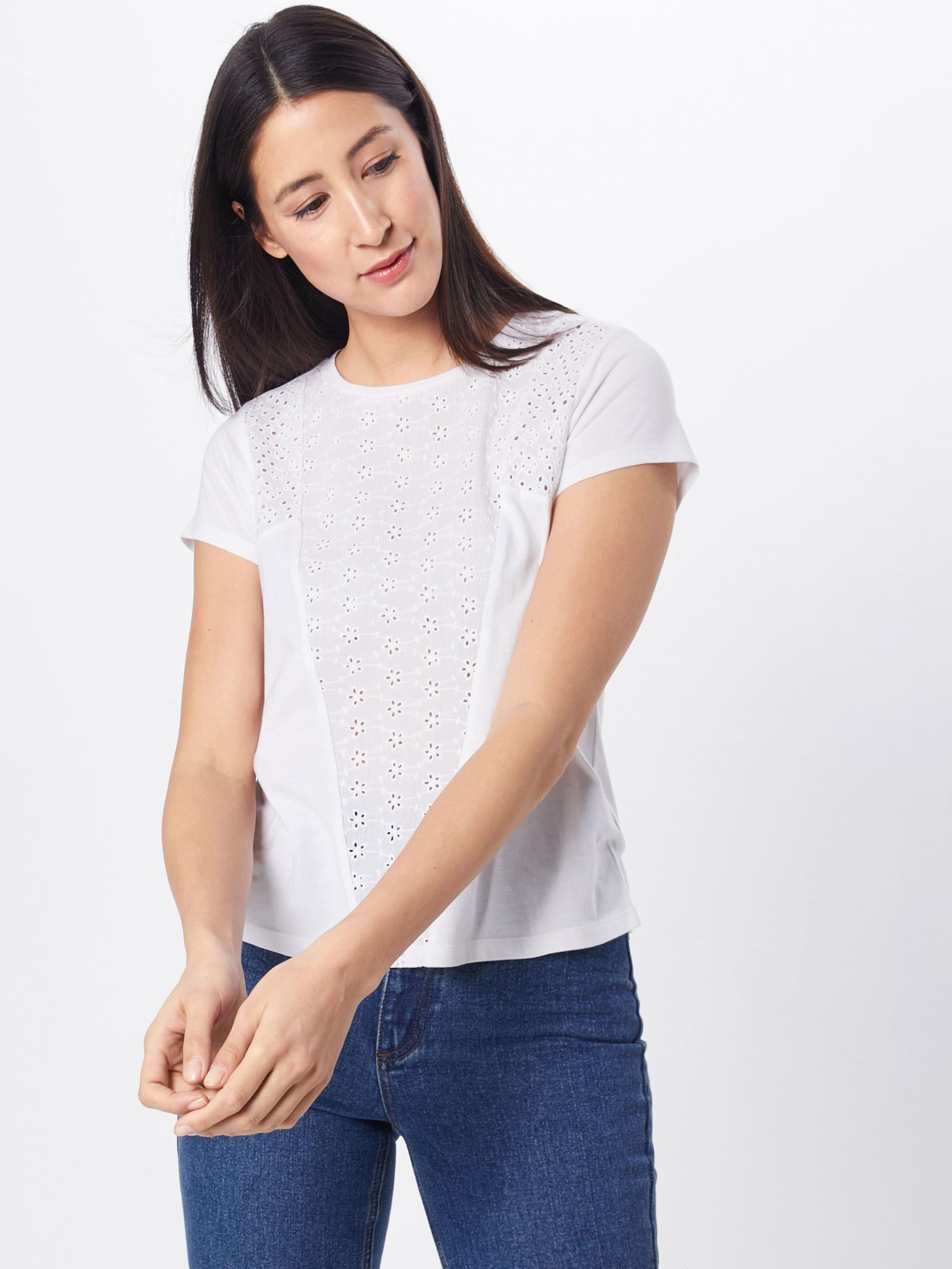 About You 'nela' Shirt In Weiß OPkn8w0X
