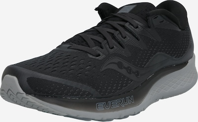 saucony Chaussure de course 'RIDE ISO 2' en noir, Vue avec produit