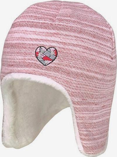 MAXIMO Mütze in pink / altrosa, Produktansicht
