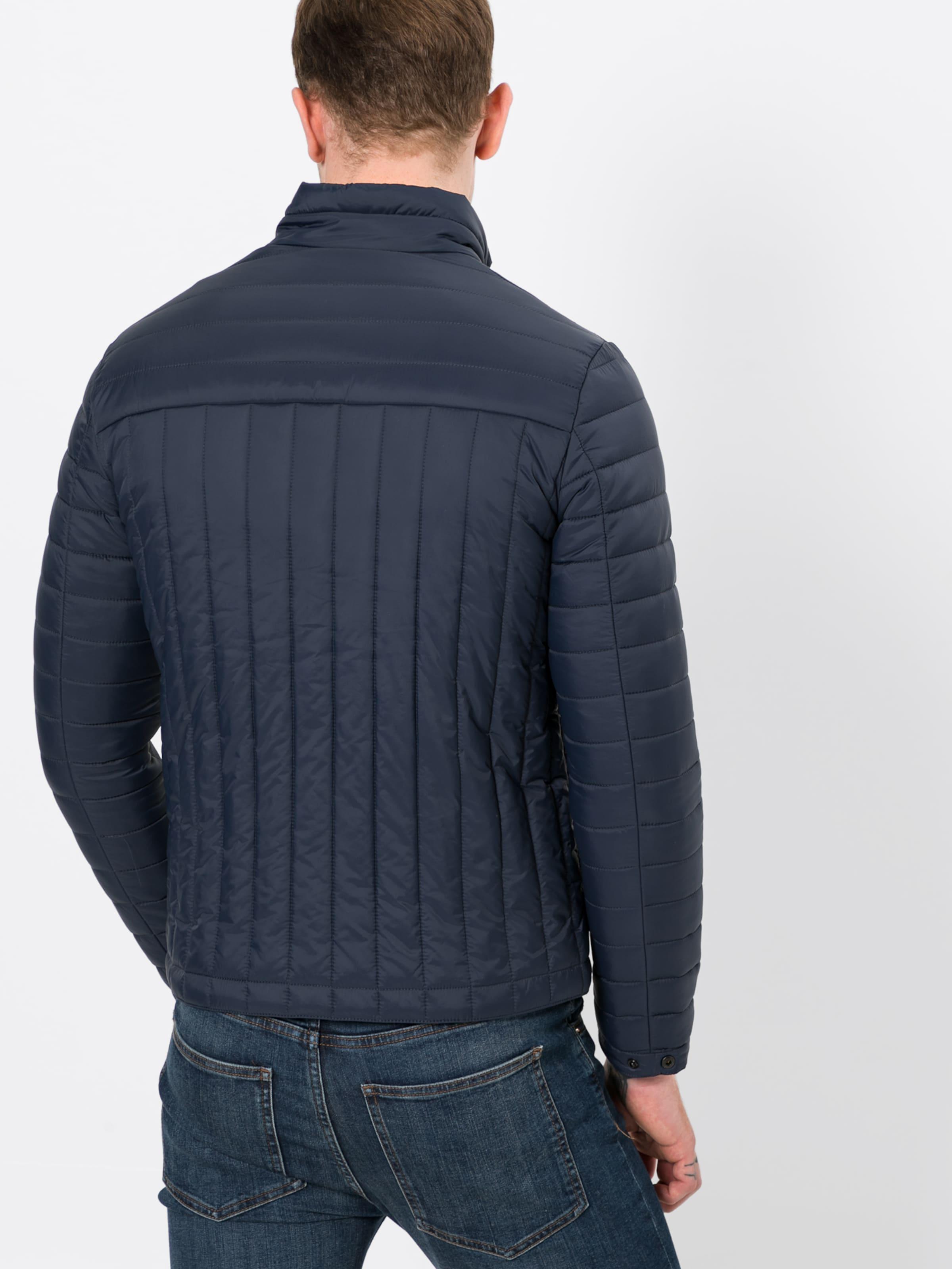 saison Bleu Mi Foncé Veste 'jacket' Replay En WeEHY9bD2I