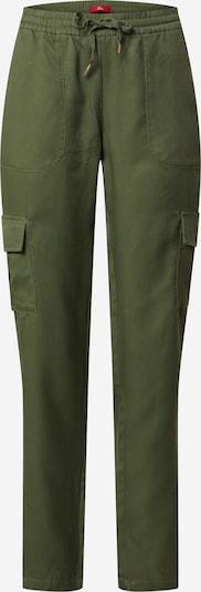 s.Oliver Klapptaskutega püksid roheline, Tootevaade