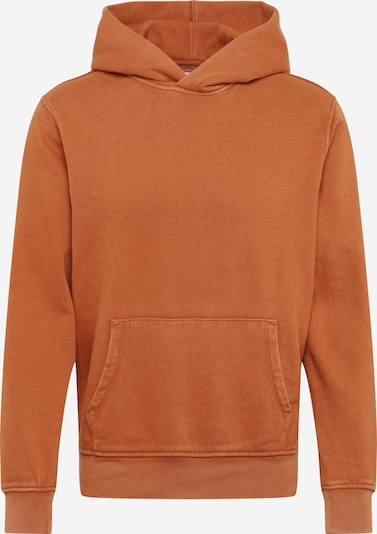 GAP Sweatshirt 'SUEDED PO HOOD' in rostbraun, Produktansicht