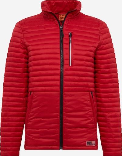 Superdry Tussenjas 'Fuji' in de kleur Rood, Productweergave