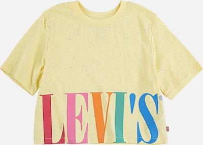 LEVI'S Shirt in gelb / mischfarben, Produktansicht