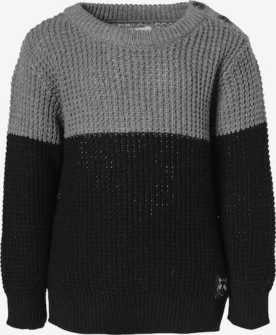 VERTBAUDET Pullover in grau / schwarz, Produktansicht
