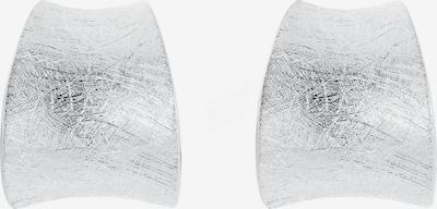 Quinn Ohrringe in silber, Produktansicht