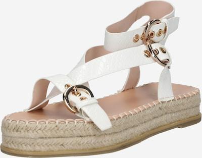Raid Sandale 'KOENA' in weiß, Produktansicht