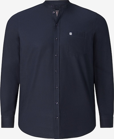 Jan Vanderstorm Hemd 'Kallu' in dunkelblau, Produktansicht