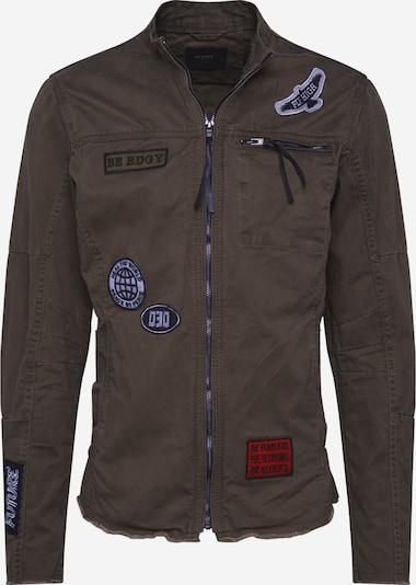 BE EDGY Herren - Hemden 'BEnext' in khaki, Produktansicht