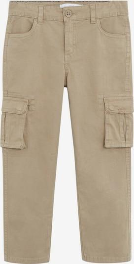 MANGO KIDS Spodnie 'Sebas' w kolorze ecrum, Podgląd produktu
