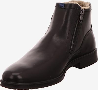 bugatti Stiefelette in schwarz, Produktansicht