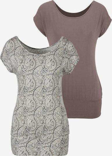 LASCANA T-Krekls pelēks, Preces skats