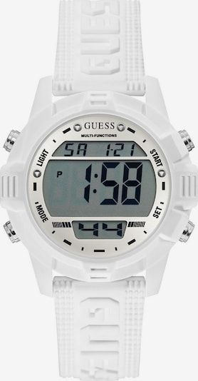 GUESS Digital Watch in White, Item view